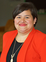 Ana Alicia Lopez, M.Ed., Director of Residence Life and Conference Housing
