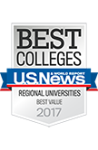 University of St. Thomas Houston, Texas has been ranked one of the Best Colleges in the West by US News and World Report