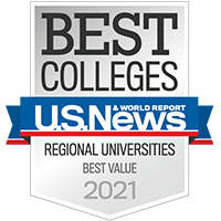 University of St. Thomas in Houston, Texas named one of the best value, western regional colleges by U.S. News and World Report