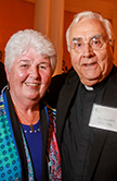 Sister Maureen O'Connell, OP, presented Faithful Citizenship Award