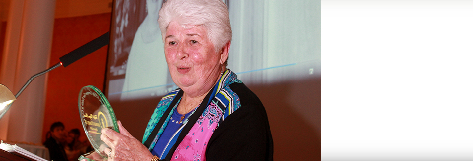 Sr. Maureen O'Connell Presented Faithful Citizenship Award