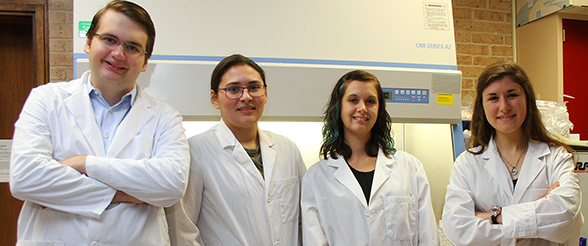 Students Study Genetics, Neuroscience in SMART Program