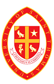 University of St. Thomas Houston Crest