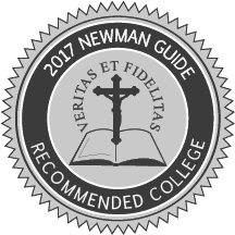 University of St. Thomas in Houston TX is a 2017 Newman Guide Recommended College