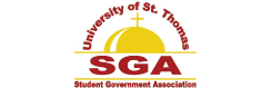 University of St. Thomas Student Government Association logo