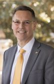 University of St. Thomas President Richard L. Ludwick