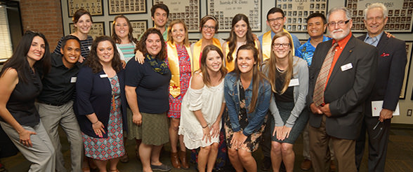 Outstanding Students Recognized in Annual Celebration