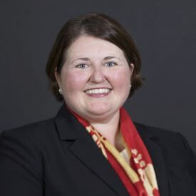 Kristin Burch, Vice President for Institutional Advancement