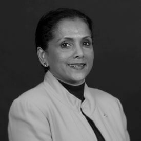 Dr. Beena George Dean, Cameron School of Business