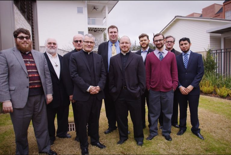 Basilian Fathers at the University of St. Thomas in Houston, Texas