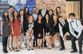 Tri Beta Honor Society at the University of St. Thomas - Houston