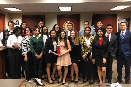 University of St. Thomas - Houston Mock Trial team