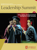 EdD - Annual Leadership Summit Magazine