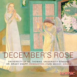 December's Rose, University of St. Thomas - Houston University Singers album