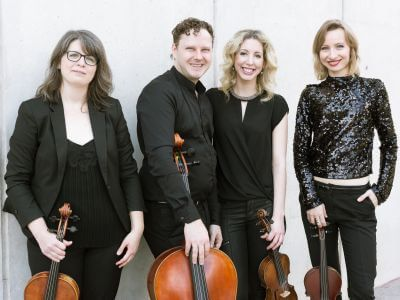 University of St. Thomas - Houston's quartet in residence, Axiom Quartet
