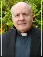 Photo:  Msgr John Radano