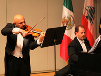 Photo: Mexican-Ecuadorian Cultural Concert