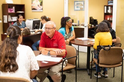 Academic Advising University Of St Thomas Houston Texas