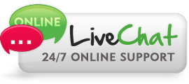 Online Live Chat 24/7 Online Support