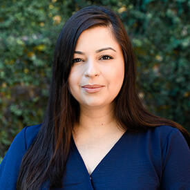Adriana Cena Administrative Assistant to the VP of Institutional Advancement