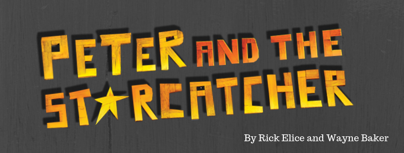 Houston Premier Musical Play - Peter and the Starcatcher