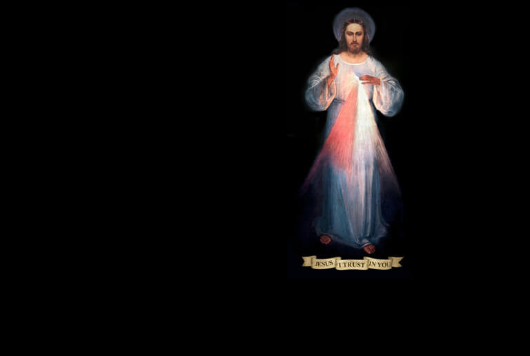The Rays of The Divine Mercy