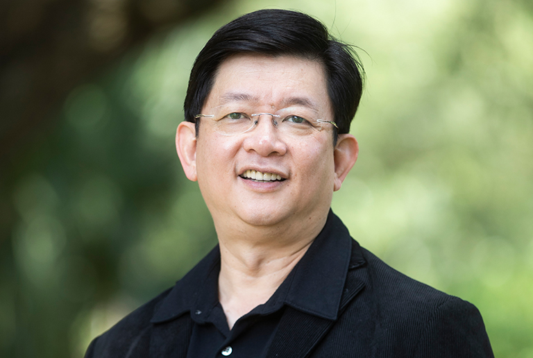 Meet Fr. Binh Quach, the Master of Dialogue