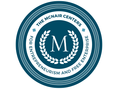 Use the McNair logo from the main McNair page