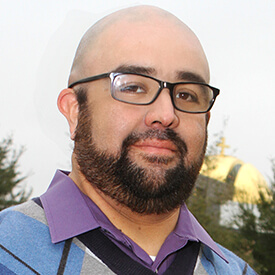 Daniel Garcia '01, MBA '09 Program Manager, Rising Stars