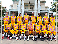 Photo: Men's Basketball Team