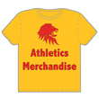 Athletics Merchandise