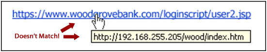 Phishing Example 4