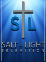Graphic: Salt + Light Logo