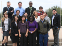 Photo: Mock Trial Team 2012