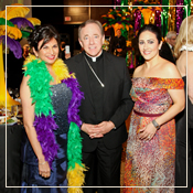 University of St. Thomas Mardi Gras Gala Raises �A Miller Million�
