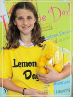 UST and AOS 4th-Graders Kick Off Lemonade Day