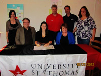 Celts Sign Bellaire�s Creely for Women�s Volleyball
