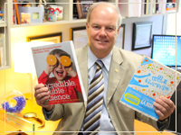 Photo: Dr. Rick Krustchinsky