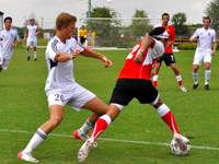 Photo: Men's Soccer