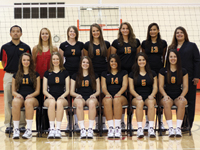 Photo: Volleyball Team