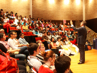 Photo: Freshman Symposium