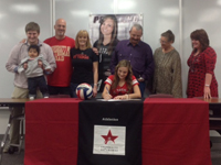 Waverly Sadler Signing Day