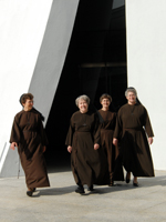 Franciscan Sisters Honored at Mardi Gras Gala