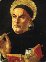Photo: St. Thomas Aquinas