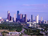 Photo: Downtown Houston Aerial 200x150