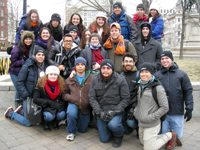 UST, Friends March for Life in D.C., Austin