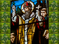 Graphic: St. Patrick Glass