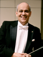 Garrido Conducts Houston Latin Philharmonic