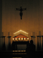 Celebrate Holy Week with Tenebrae Service