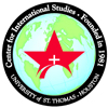 Graphic: Center for International Studies Logo